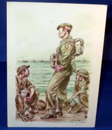 Infanterie van de brigade ''bevrijding'' - 1944