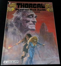 Thorgal 6: De val van Brek Zarith