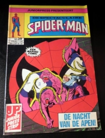 De Spectaculaire Spiderman Nr 39