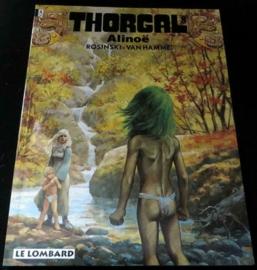 Thorgal 8: Alinoë