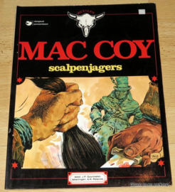 Mac Coy 7 - Scalpenjagers