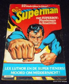 Superman - Nr 99, Plunderaars in Smallville