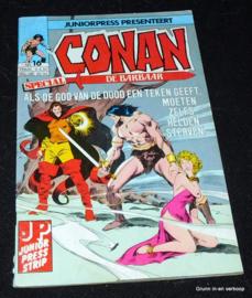 Conan de Barbaar - Special nr: 16 -  Als de god van de dood een....