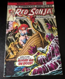 Red Sonja Nr 7 De rivier van de dood