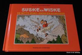 Suske en Wiske, De Witte Gems - Knokken in Knossos