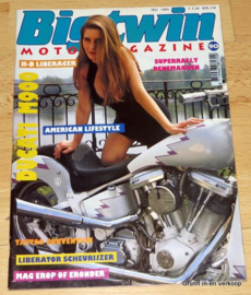 Big Twin 90, Motor Magazine, Biker Lifestyle, Biker Magazine, 1994