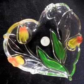 Nadine aurora glazen Waltherglas