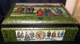 Blikken trommel, Willibald Pirckheimer 1470-1530