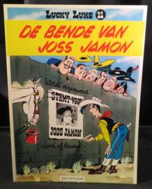 Lucky Luke 11: De Bende van Joss Jamon