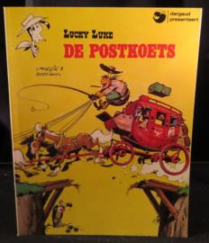 Lucky Luke 1: De Postkoets