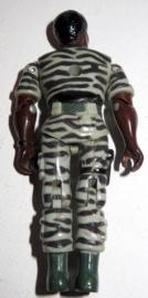 Lanard The CORPS 1986 - vintage Action Figure, Flashfire
