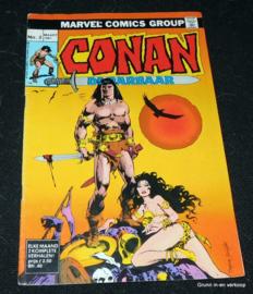 Conan de Barbaar - nr: 1 -  De schemerwereld van de grijze god