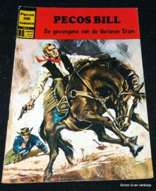Pecos Bill Nr 2 - De gevangene van de verloren Stam