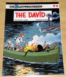 De Blauwbloezen Nr 19 - The David