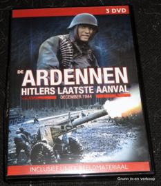 De Ardennen - Hitlers Laatste Aanval - December 1944 - 3DVD