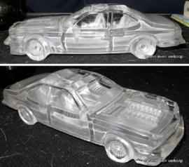 3d Crystal Glas Auto Model