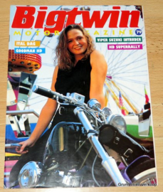 Big Twin 79, Motor Magazine, Biker Lifestyle, Biker Magazine, 1993