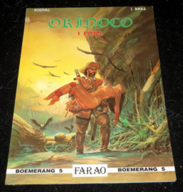Orinoco - 1. JaÏra