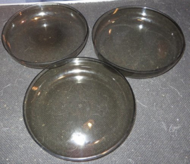 Rosenthal Glazen schalen, drijfschaal