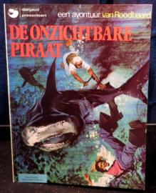 Roodbaard 13 - De Onzichtbare Piraat