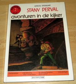 Stany Derval integraal, Avonturen in de kijker