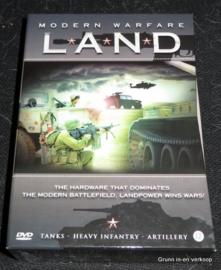 Modern Warfare - Land - 3DVD Box