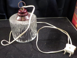Hanglamp retro jaren 60/70