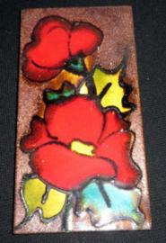 Keramik wandplatte