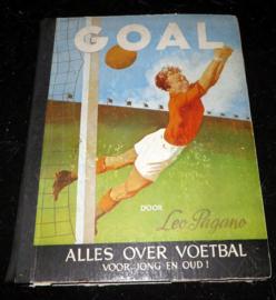 Leo Pagano - Goal - De Voetbal-kampioenen - Plaatjesalbum 1949-1950