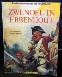 Roodbaard 21 - Zwendel in Ebbenhout