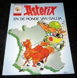 Asterix De Ronde van Gallia