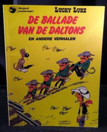 Lucky Luke 17: De Ballade van de Daltons
