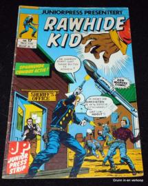 Rawhide Kid Nr 17 - De bange sheriff
