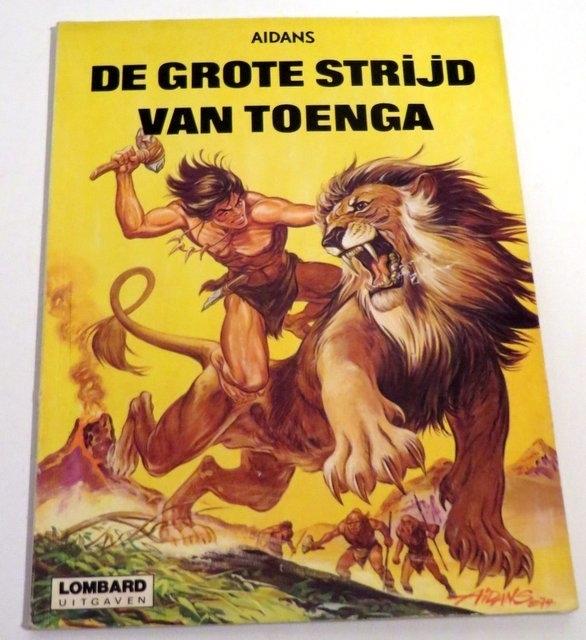 Toenga - De grote strijd van Toenga