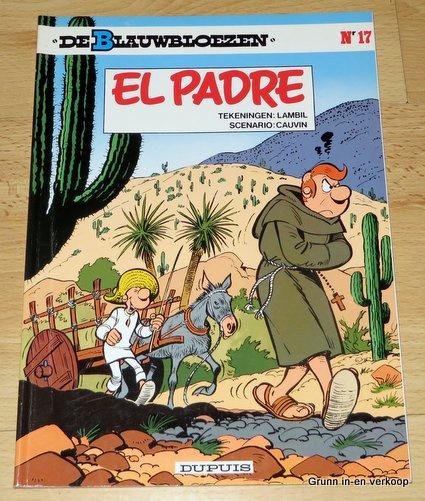 De Blauwbloezen Nr 17 - El Padre
