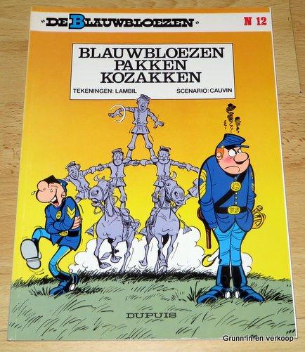De Blauwbloezen Nr 13 - Blauwbloezen Pakken Kozakken