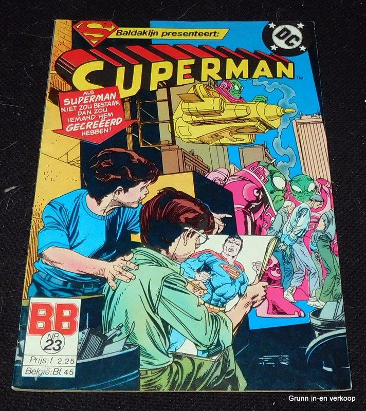 Superman - Nr 23, Als Superman niet bestond...