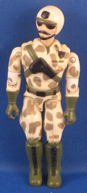 Lanard The CORPS 1986 - vintage Action Figure, Chopper