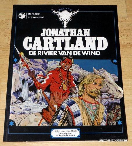 Jonathan Cartland 5 - De Rivier van de Wind