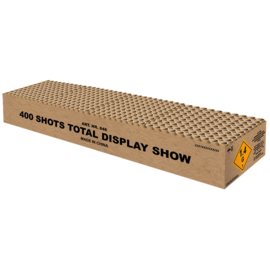 400 Schots Total Display Box