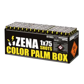ZENA COLOUR PALM BOX