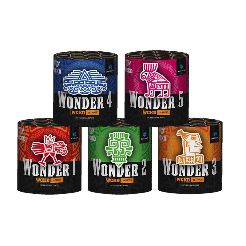 WCKD WONDERS