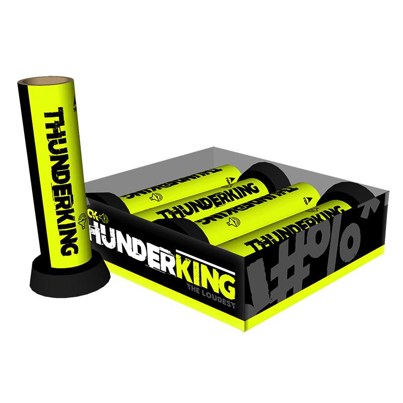 THUNDERKING 4 pack