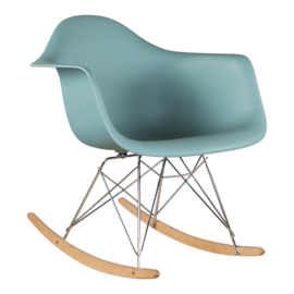 RAR style schommelstoel petrol