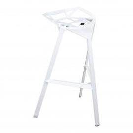 Magic stool one - wit