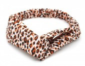 Leopard print White/Brown