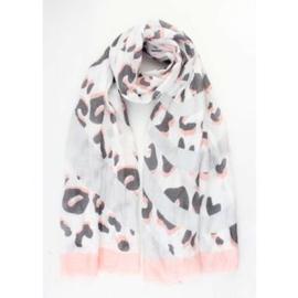Leopard Roze