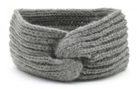 Haarband Soft Grijs