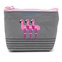 Flamingo etui
