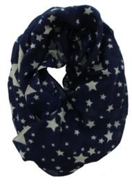 Colsjaal sterren | Donker blauw